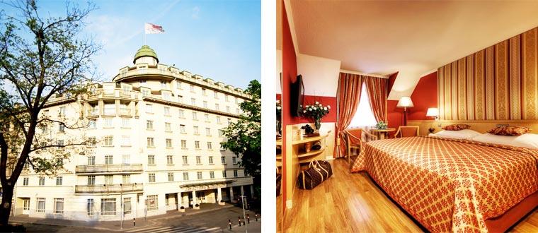 Austria Trend Hotel Ananas, Wien