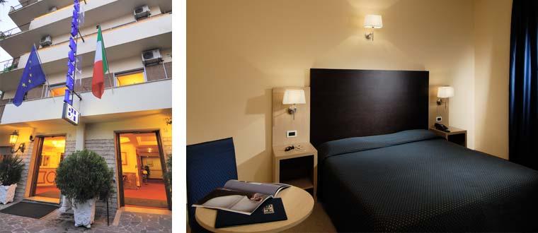 Club House Hotel, Rom