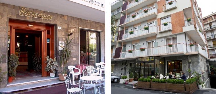 Hotel Adler, Alassio
