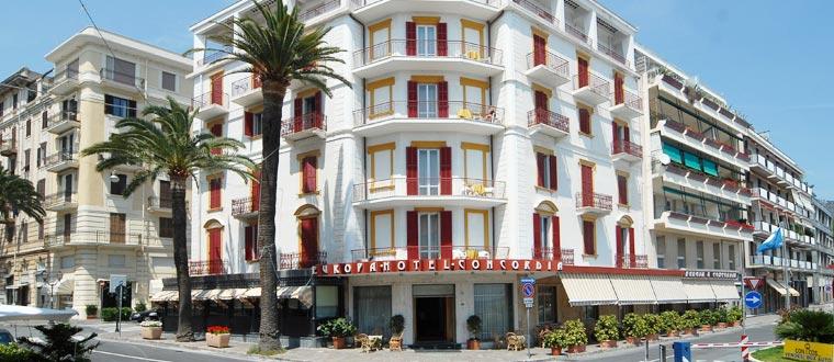 Hotel Europa Concordia, Alassio