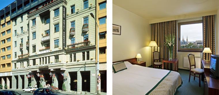 Hotel Hungaria, Budapest