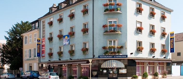 Hotel Kyriad Colmar Centre, Colmar
