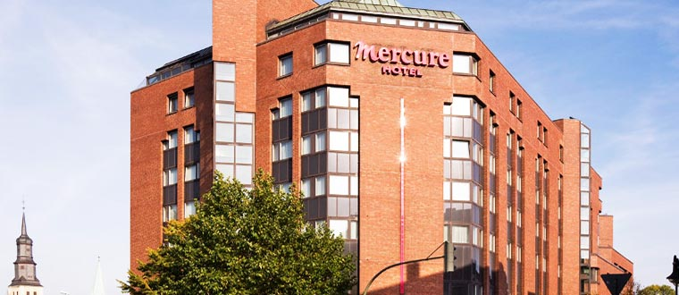 Hotel Mercure, Hamm