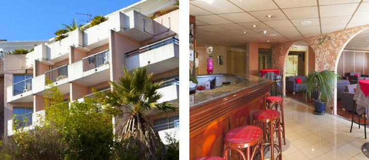 Hotel Thomas Le Cannet, Cannes