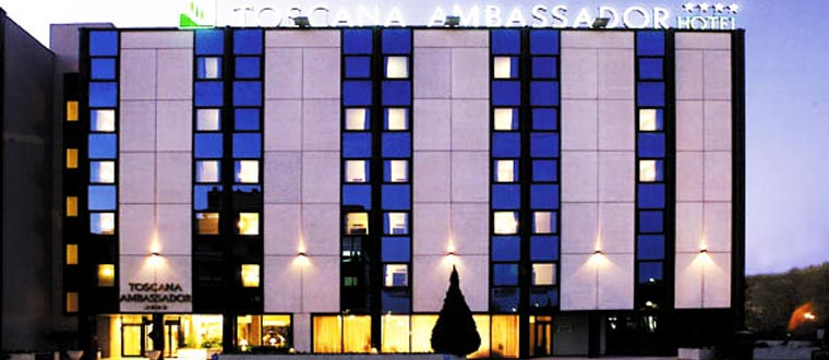 Hotel Toscana Ambassador, Poggibonsi