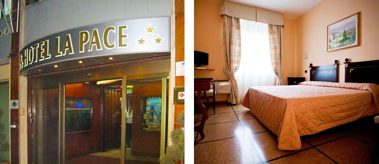 hotel la pace pisa lvemarks holiday ab. Black Bedroom Furniture Sets. Home Design Ideas