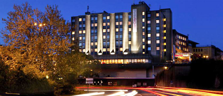 Intercity hotel wuppertal lvemarks holiday for Hotel wuppertal