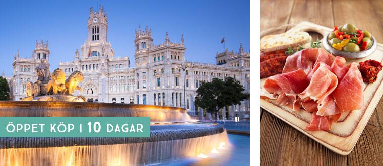 Madrid ✈