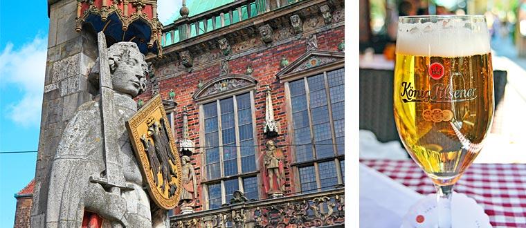 Bremen weekend - Freimarkt Oktoberfest!