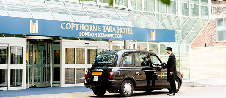 Copthorne Tara Hotel Kensington, London
