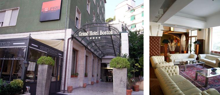 Grand Hotel Boston, Chianciano Terme