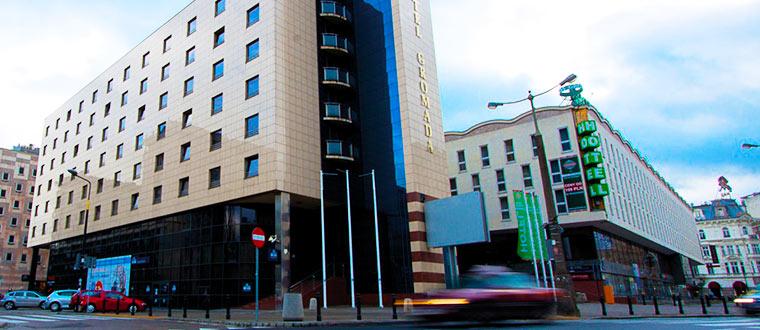 Hotel Gromada Centrum, Warszawa