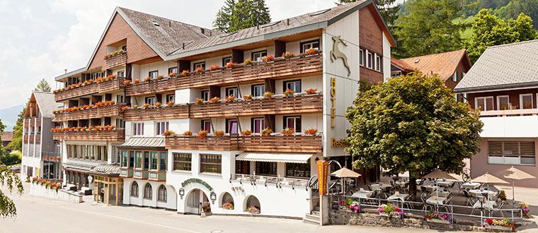 Swiss Quality Hotel Hirschen, Wildhaus