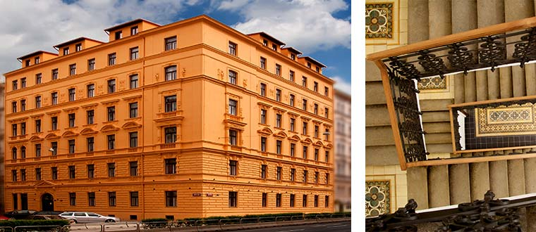 Ambiance Hotel, Prag