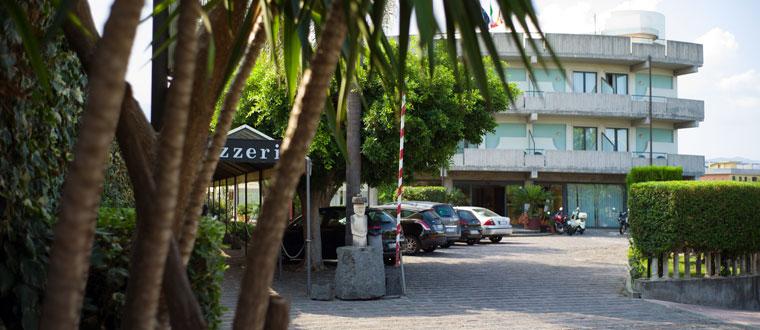 Hotel Atlantis Palace, Fondachello di Mascali