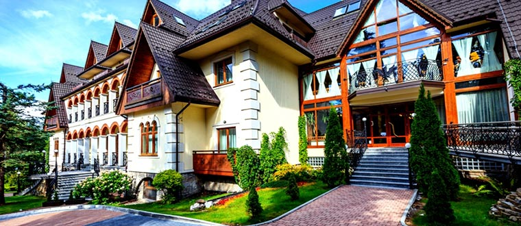 Hotel Belvedere Resort & Spa, Zakopane