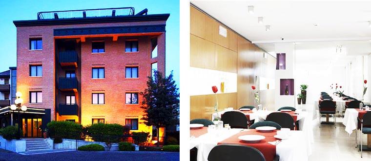 Hotel Elite, Mestre-Venedig