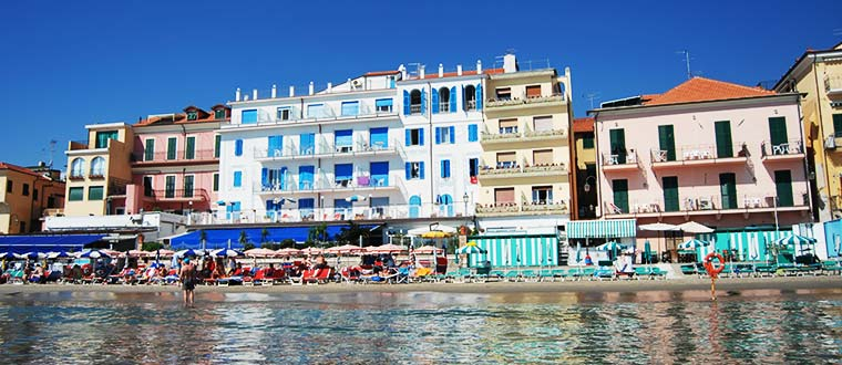 Hotel La Balnearia, Alassio
