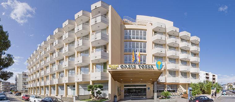 Hotel Oasis Tossa & Spa, Tossa de Mar