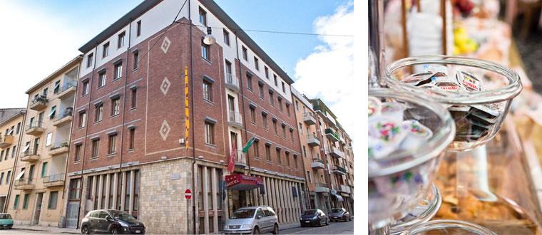 Hotel Terminus & Plaza, Pisa