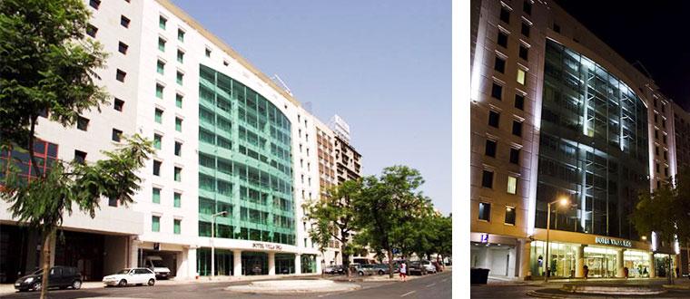 Hotel VIP Entrecampos, Lissabon