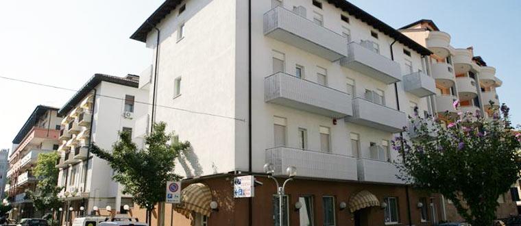 Hotel Villa Rosa, Grado, Frukost- eller halvpension