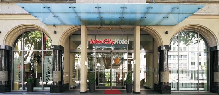 InterCity Hotel, Düsseldorf
