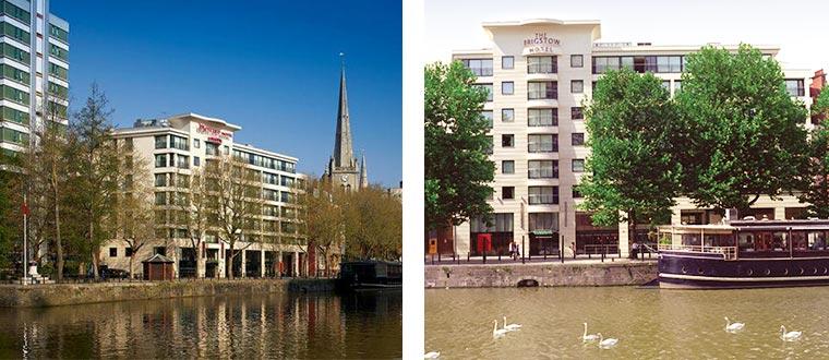 Mercure Bristol Brigstow Hotel, Bristol