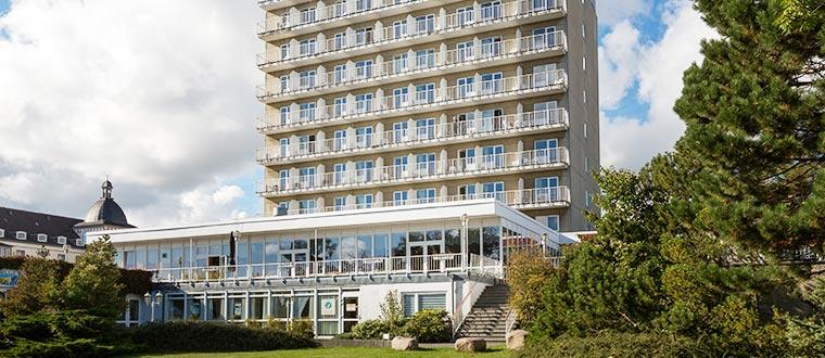 Rügen Hotel, Sassnitz