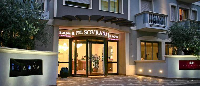 Sovrana Hotel, Rimini