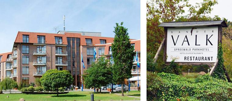 Van der Valk Spreewald Parkhotel, Bersteland-Niewitz