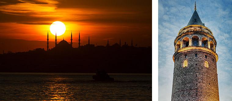 Istanbul 5 dagar ✈