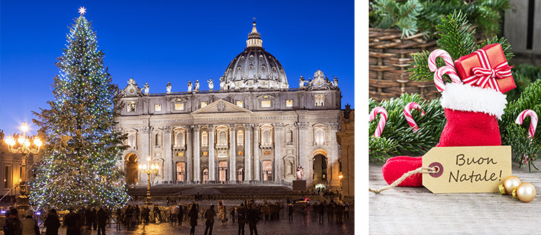 Julshopping i Rom ✈