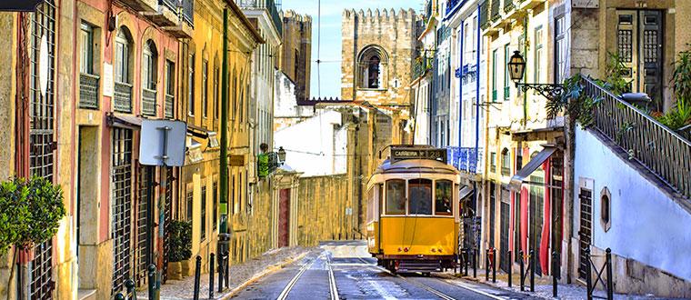 Lissabon ✈