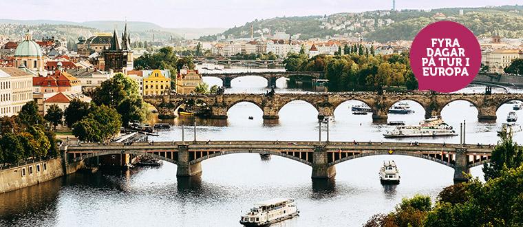 Till Prag med kärlek