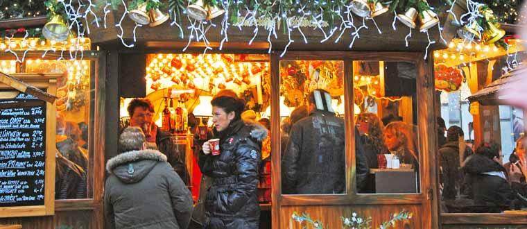 Julmarknadsresor