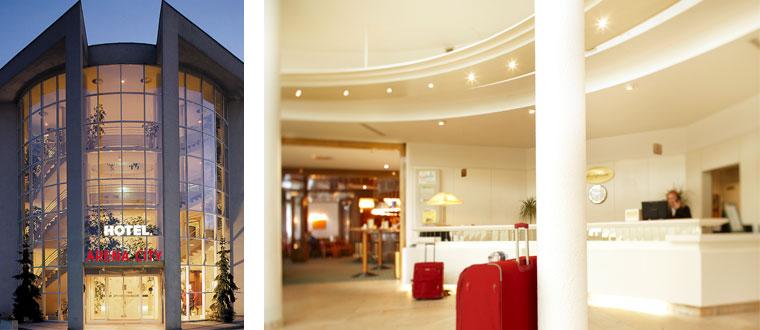 Arena City Hotel, Salzburg