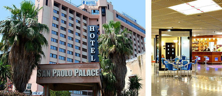 Hotel San Paolo, Palermo