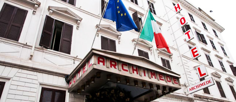 Hotel Archimede, Rom