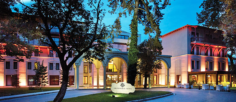 Hotel Grand Serai Congress & Spa, Ioannina