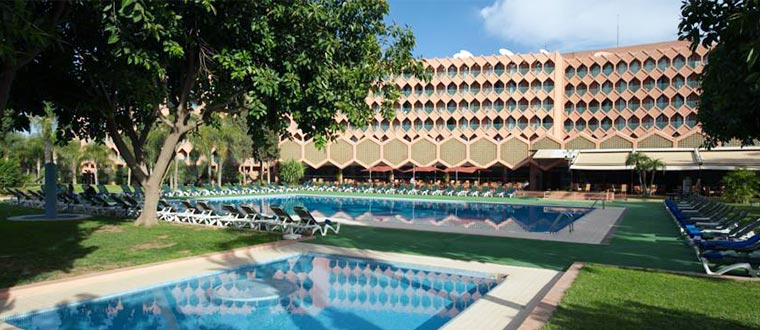 Hotel Atlas Asni, Marrakech