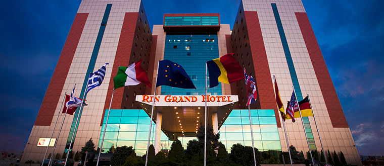 Rin Grand Hotel, Bucharest