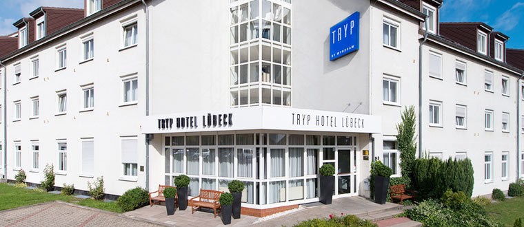 Tryp by Wyndham Aquamarin, Lübeck