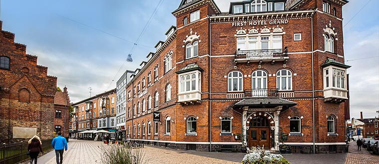 First Hotel Grand, Odense