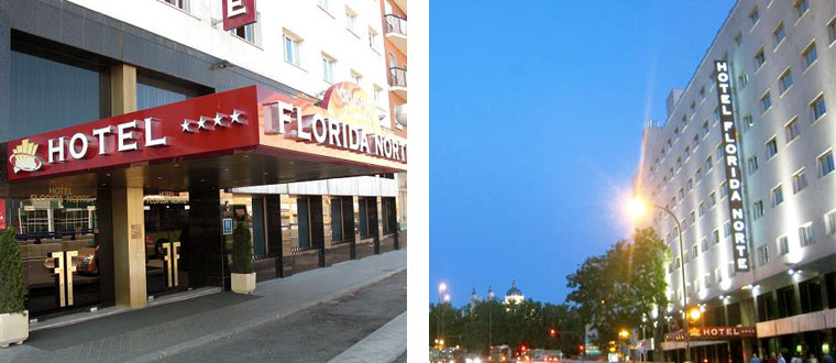 Hotel Florida Norte, Madrid