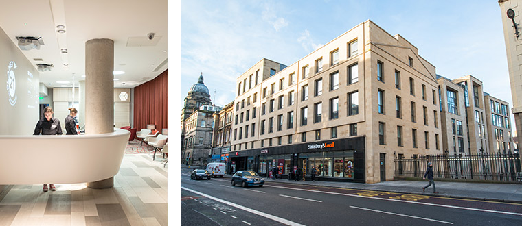 Ibis Hotel Edinburgh Southbridge, Edinburgh